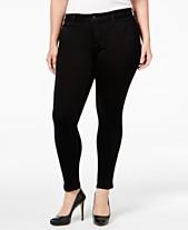 02f57d49f8d Jessica Simpson Trendy Plus Size Kiss Me Super-Skinny Jeans
