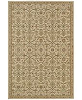 CLOSEOUT! D Style Beacon BEA1335 Ivory Area Rugs