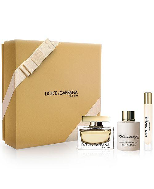 1967c76dc668 Dolce   Gabbana Dolce Gabbana 3-Pc. The One Eau de Parfum Gift Set ...
