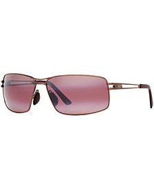 Maui Jim Polarized Manu Sunglasses, 276 64