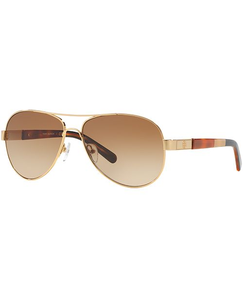 Tory Burch Sunglasses, TY6010 & Reviews