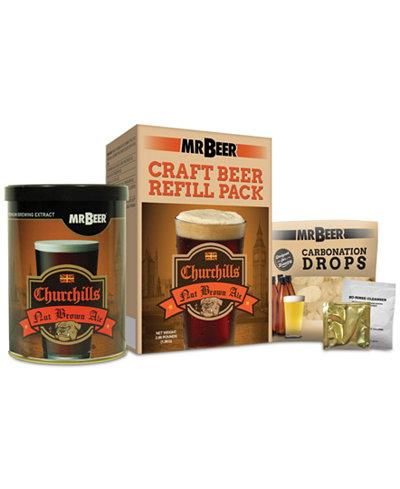Mr. Beer Churchill's Nut Brown Refill Kit