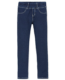 GUESS Knit Denim Legging, Big Girls