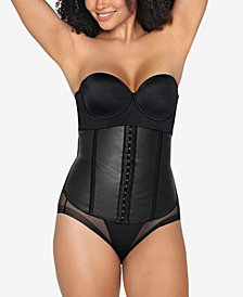 Leonisa Women's  Extra Firm Control Latex Waist Trainer 015791