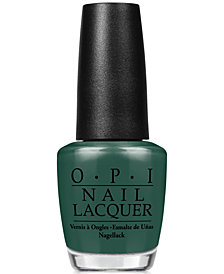 OPI Nail Lacquer, Stay Off The Lawn!