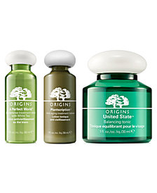 Receive a Free United States Balancing Tonic, 30ml with any $45 Origins purchase
