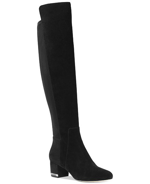 a7c5bbfcf84 Michael Kors Sabrina Over-The-Knee Boots   Reviews - Boots - Shoes ...