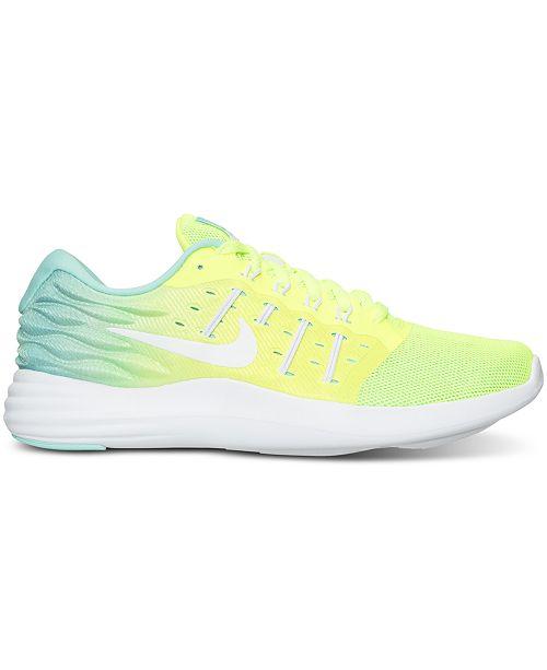 98e988824d7 Nike Women s LunarStelos Running Sneakers from Finish Line   Reviews ...