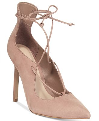 ALDO Women's Thylia Lace-Up Pumps