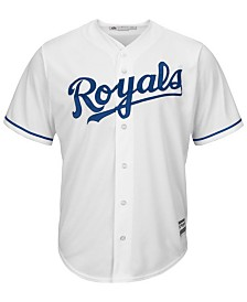 Majestic Men's Kansas City Royals Blank Replica Big & Tall Jersey