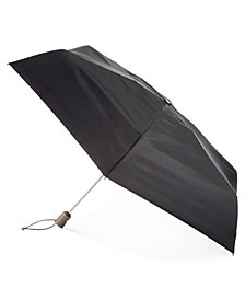 Totes Titan® Auto Open Close Compact Umbrella with NeverWet®