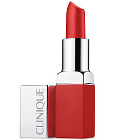 Clinique Pop Matte Lip Color + Primer, 0.13 oz.