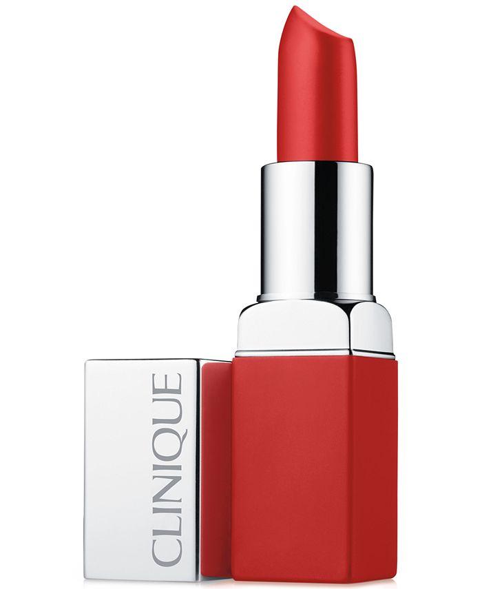Clinique - Pop Matte Lip Color + Primer, 0.13 oz.