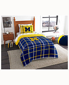 Michigan Wolverines 5-Piece Twin Bed Set