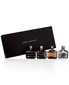 John Varvatos Men's 4-Pc. Coffret Gift Set