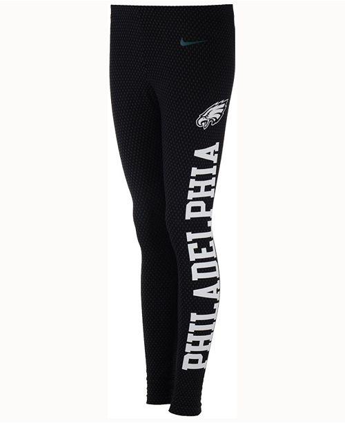 huge discount 10fe7 67266 Nike Women's Philadelphia Eagles Tailgate Leggings & Reviews ...
