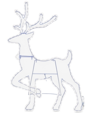 "Roman 38"" Light Up Deer..."