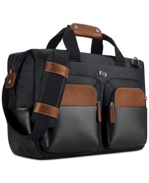 """Solo Fulton 15.6"""" Briefcase"""