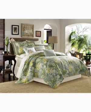 Tommy Bahama Home Cuba Cabana Full/Queen Duvet Set Bedding