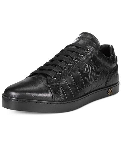 Roberto Cavalli Mens Shoes Online