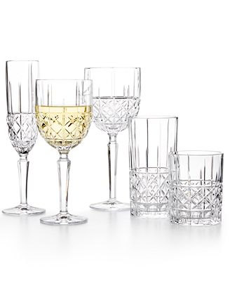 Marquis by Waterford Brady Stemware and Barware Collection