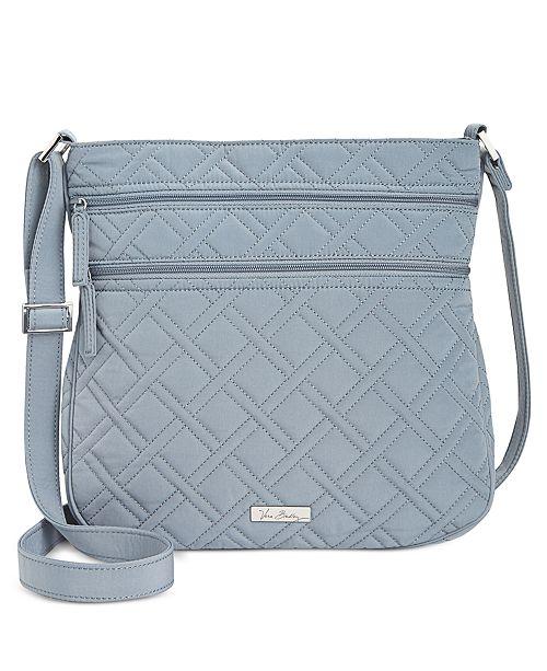 3d73d4c9fa Vera Bradley Triple Zip Hipster   Reviews - Handbags   Accessories ...