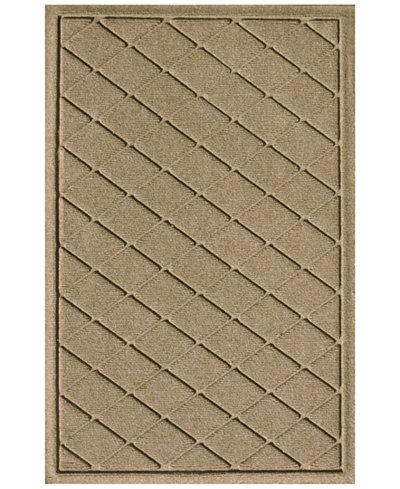 Bungalow Flooring Water Guard Argyle 2'x3' Doormat