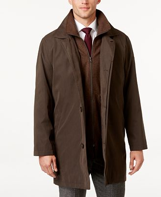 Lauren Ralph Lauren Edgar Rain Coat - Coats U0026 Jackets - Men - Macyu0026#39;s