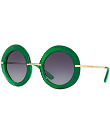 Dolce & Gabbana Sunglasses, DG6105