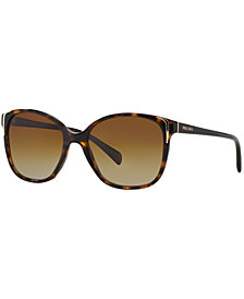 Prada Polarized  Sunglasses, PR 01OS