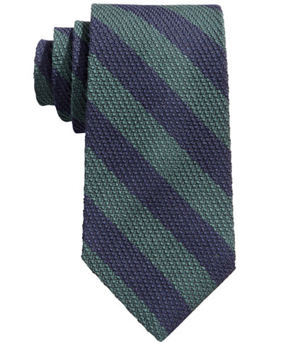 Brooks Brothers Men's Texture Stripe Tie