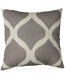 "Elrene Luna 18"" Square Decorative Pillow"
