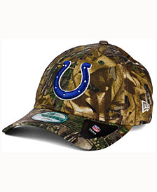 New Era Indianapolis Colts The League Realtree 9FORTY Cap