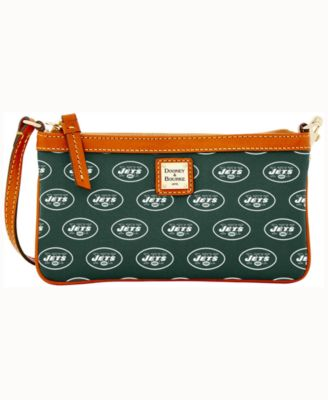 New York Jets Large Slim Wristlet