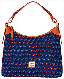 Dooney & Bourke Houston Texans Hobo Bag