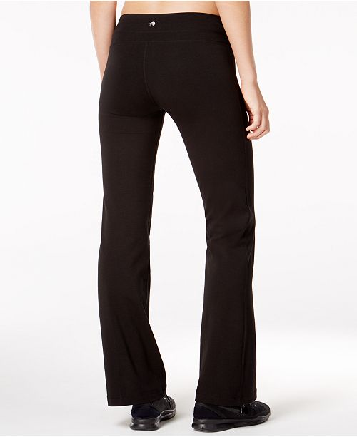 3f80d28df8 ... Ideology Flex Stretch Bootcut Yoga Pants, Created for Macy's ...