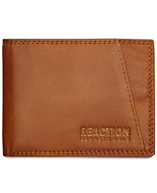 Kennth Cole Reaction Men's RFID Kevin Slimfold Wallet