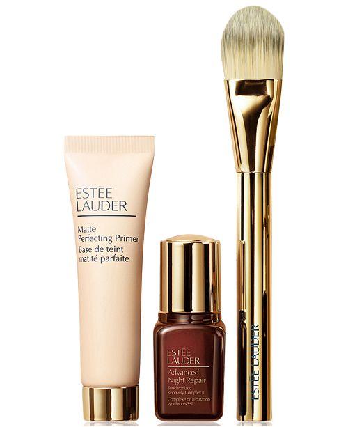 Estee Lauder Estée Lauder 3-Pc. Double Wear Makeup Set Only $10