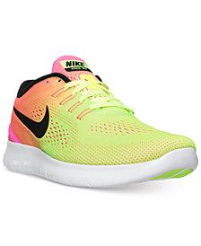 Nike Men's Free Run ULTD Running Sneakers from Finish Line