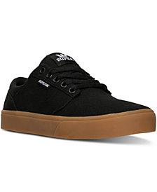 Supra Men's Yorek Low Casual Skate Sneakers from Finish Line