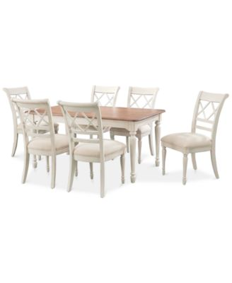 Great Cape May Dining Set, 7 Pc. (Table U0026 6 Side Chairs)