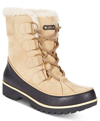 JBU by Jambu Women's Mendocino Lace-Up Cold-Weather Booties