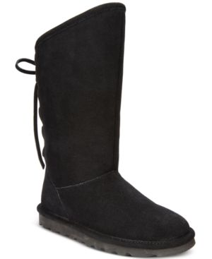 BEARPAW | Bearpaw Women'S Phylly Lace-Up Cold-Weather Boots Women'S Shoes | Goxip