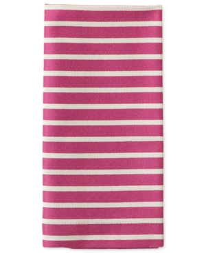 kate spade new york Harbour Drive Pink Napkin