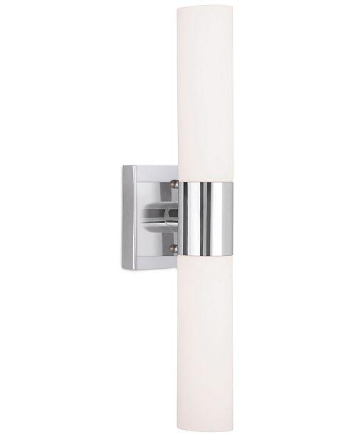 Livex Aero 2-Light Vanity