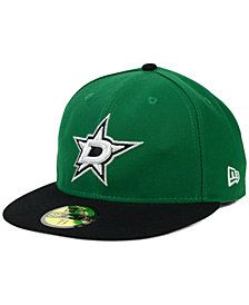 New Era Dallas Stars Basic 59FIFTY Fitted Cap