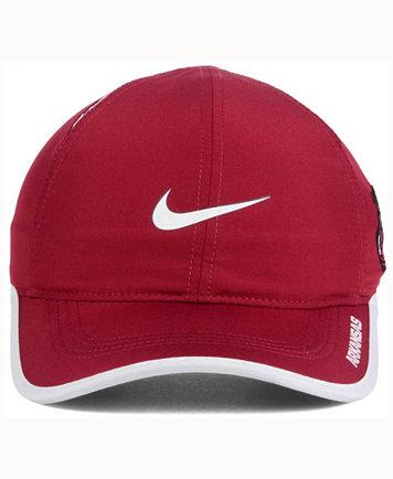 Image 2 of Nike Arkansas Razorbacks Featherlight Cap