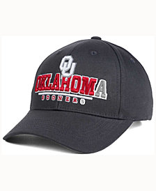 Top of the World Oklahoma Sooners Charcoal Teamwork Snapback Cap