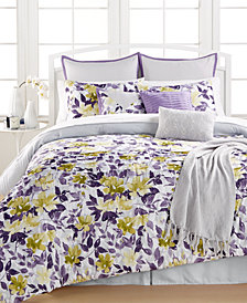 CLOSEOUT! Spring Garden 14-Pc. Queen Comforter Set