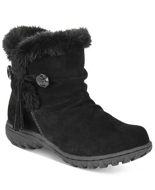 da3fabe5971 Khombu Women's Isabella Cold-Weather Booties & Reviews - Boots ...